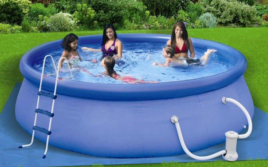 Intex Swimming Pools Reviews Amp Filter Choices Amp Information