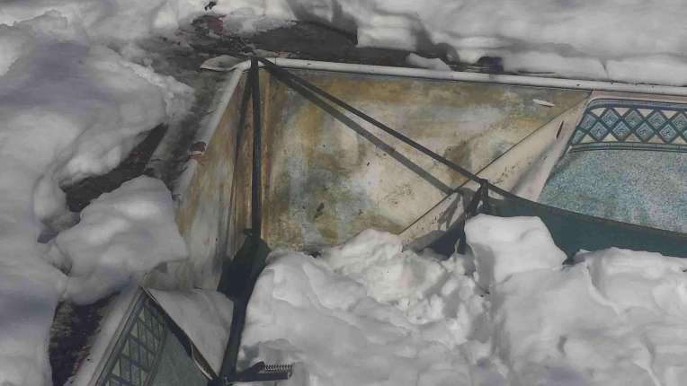 Pool Cover Collapse Snow – Safety Covers Snow Load