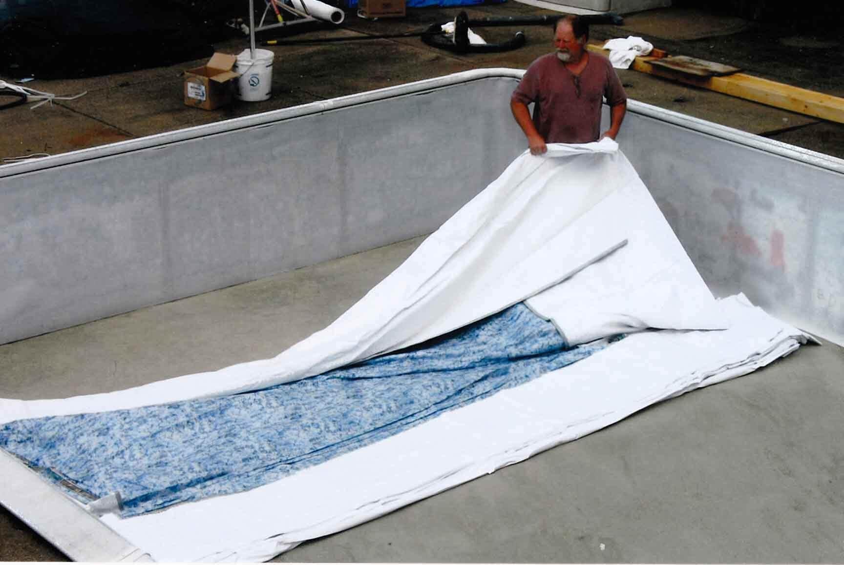 Inground Pool Liner Cost 16x32 20x40 Breakdown Liner Labor