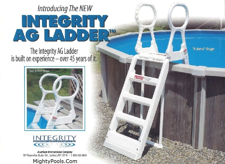 Two Step Ladder With Handle