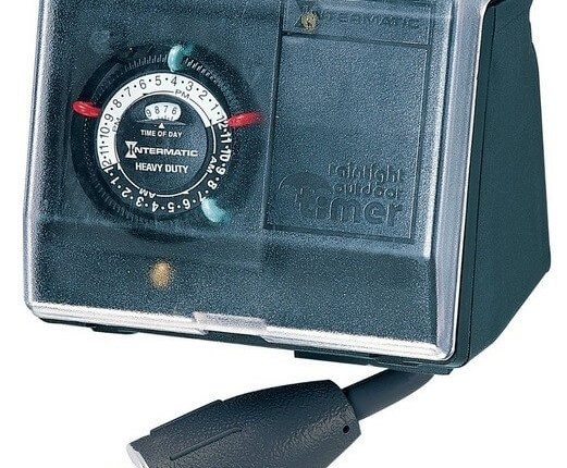 Pool Pump Timer Reviews- Heavy Duty Exterior Controller