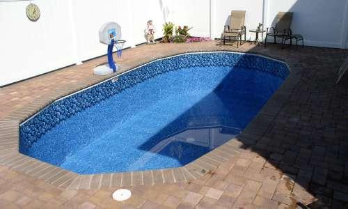 Pool Volume Chart
