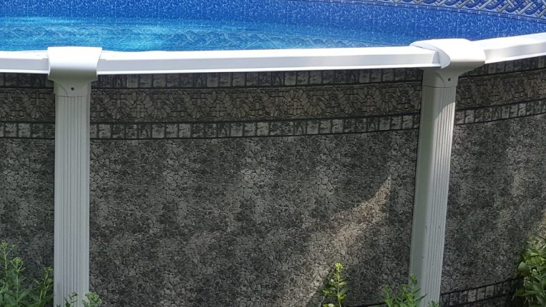 Lamark Edge Lamark LASA Above Ground Swimming Pool