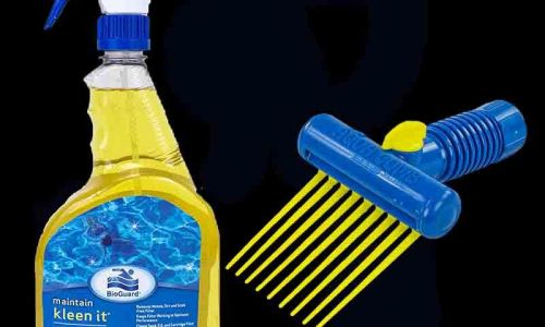 Pool Cartridge Filter Cleaner – Tools and Detergents