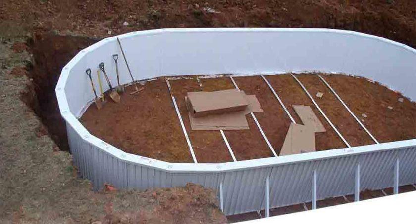 Oval Aquasport 52 Pools Construction