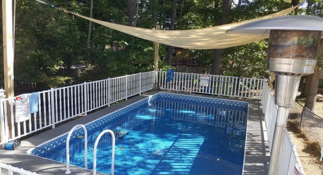 Best Above Ground Pools with Deck