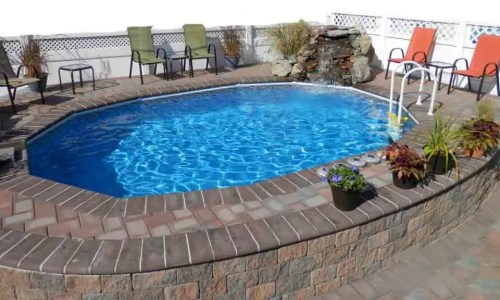 Above-Ground Pool As Inground? – Best Semi-Inground Pools