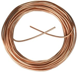 copper pool bonding wire (number 8)