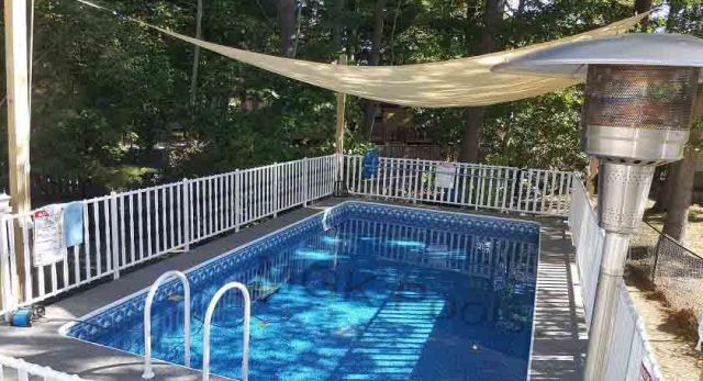Admirals Walk Pool Packages