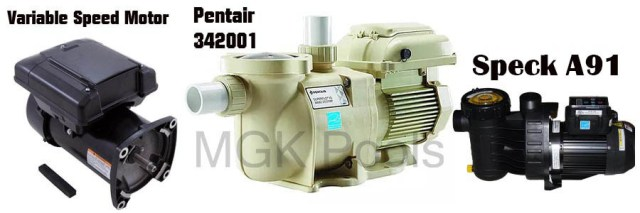 Pool Pump Reviews - Variable speed pumps