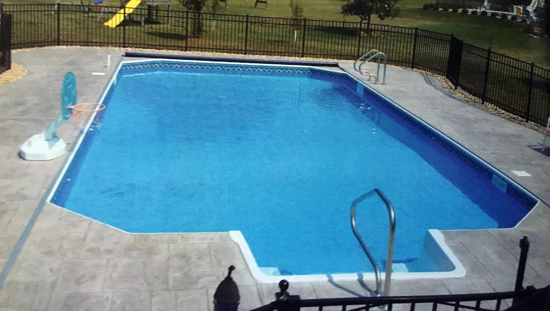 Inground Pools & Renovations
