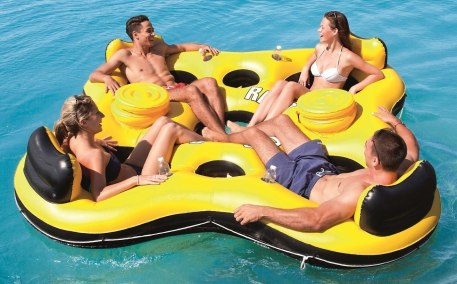 Bestway Rapid Rider X4 Inflatable