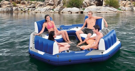 Intex Swim Center Family Lounge Pool Review Pools And Tubs