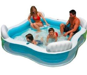 Intex Swim Center Family Lounge Family