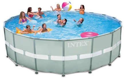 Intex Ultra Frame Pool - 18ft X 52in