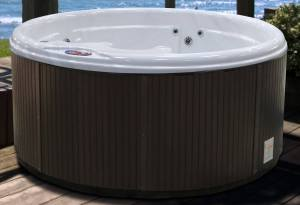 American Spas AM-511RS 5-Person 11-Jet Round Spa