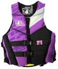 Body Glove Women's Phantom U.S. Coast Guard Approved Neoprene Pfd Life Vest