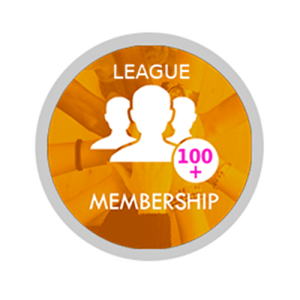 Pool Stats Leagues 100+