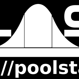 Pool Stats Vinyl Sticker