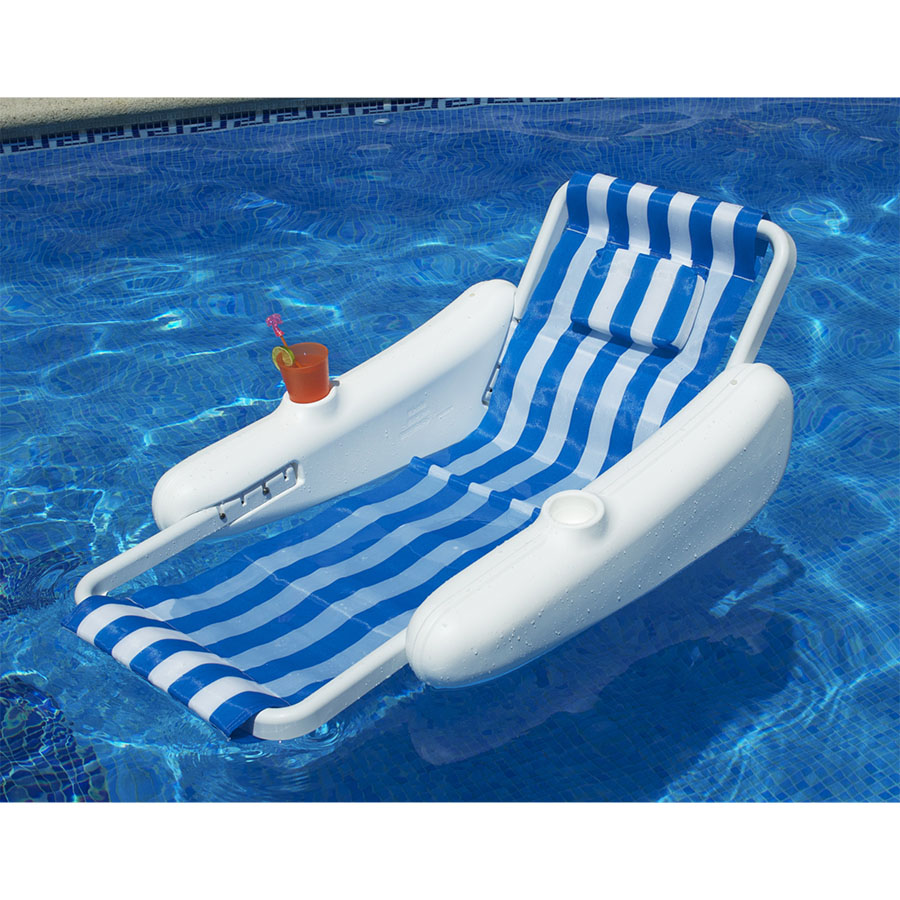 Chairs For Pool Sunchaser Molded Float Chair