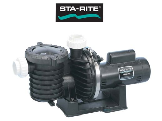 Sta-Rite Max-E-Pro 3HP Energy Efficient Full Rated 3-Phase