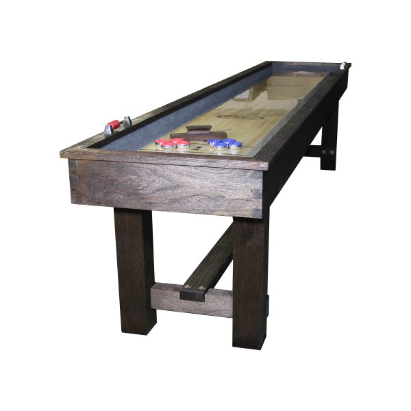 Imperial Reno Rustic 12-foot Shuffleboard Table - Pool Tables