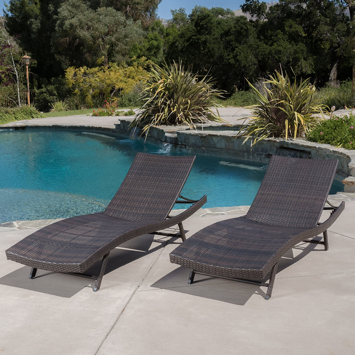 Pool Deck Chairs Best Pool Chairs And Patio Chaise Lounge 2018