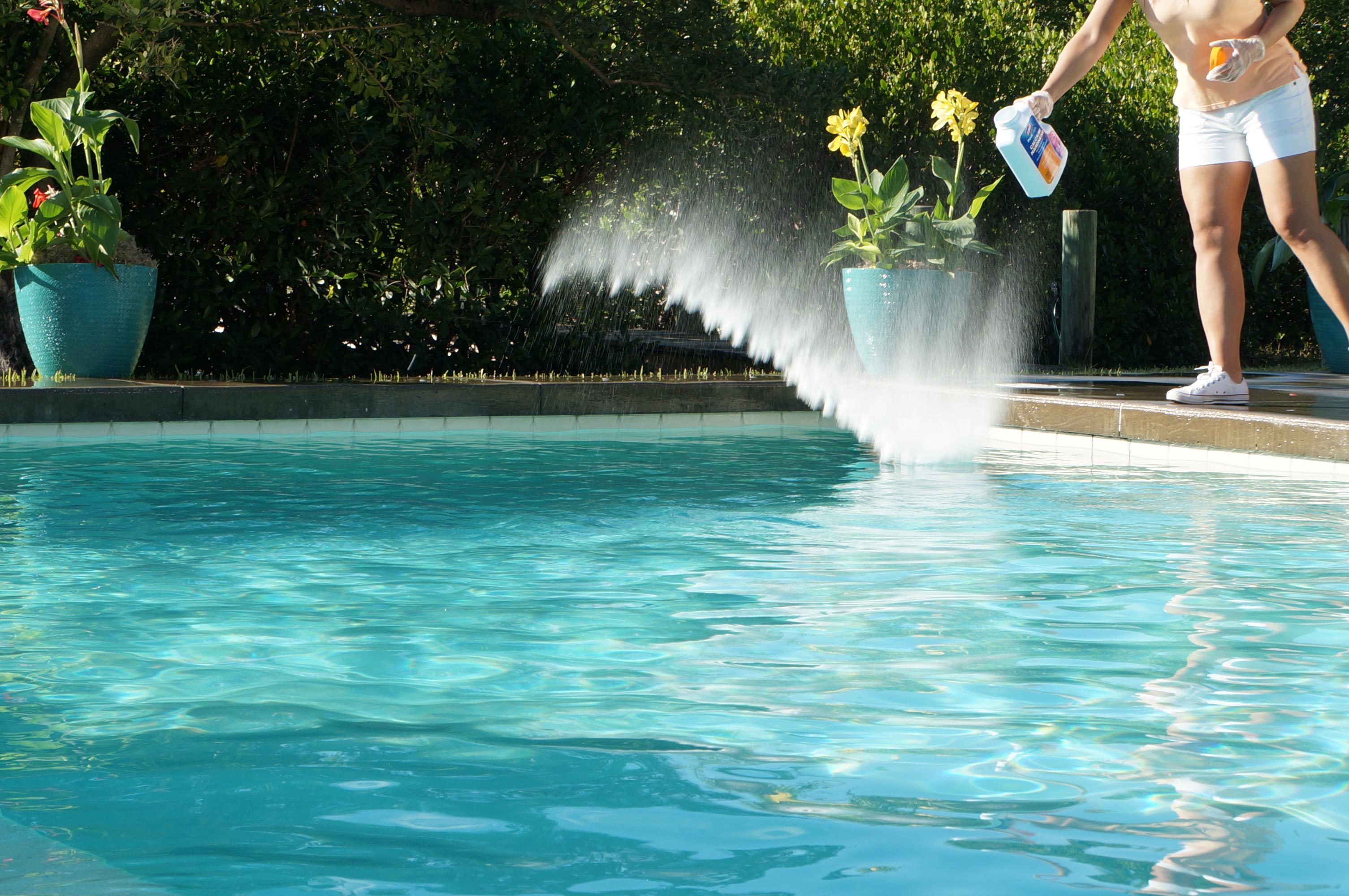 How To Softenreduce Hardness In Swimming Pool Water