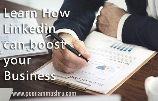 linkedin marketing poonam mashru blog