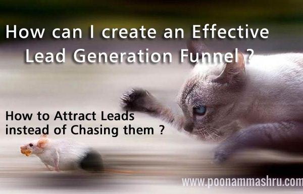 lead generation tips funnel poonam mashru