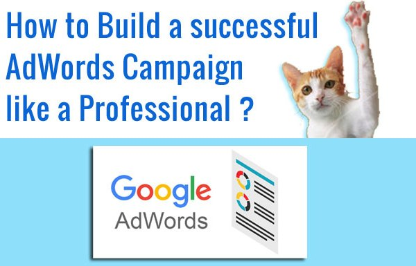 how to create google adwords campaign