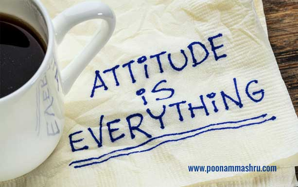 attitude of successful people poonam mashru blog