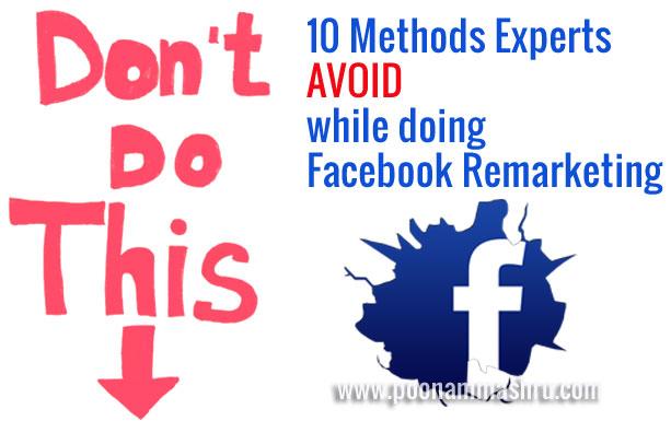 facebook remarketing strategies poonam mashru blog