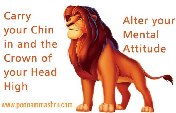 mental attitude self help poonam mashru blog