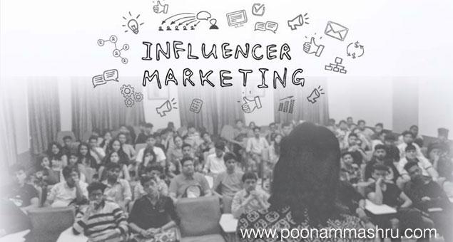 influencer marketing images poonam mashru