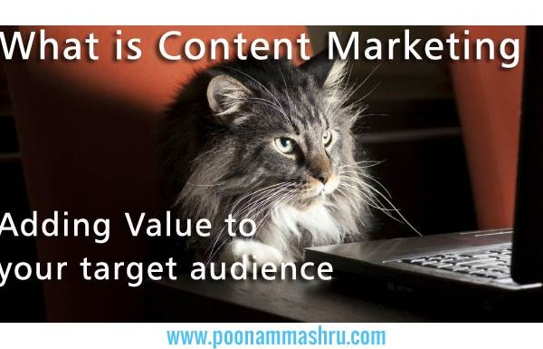 what is content marketing poonam mashru blog