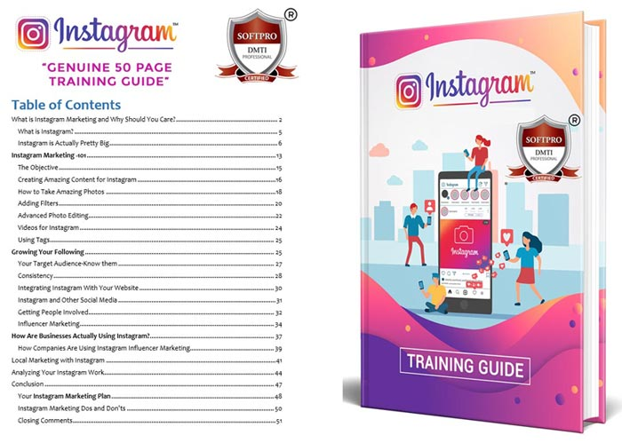 free Instagram marketing ebook
