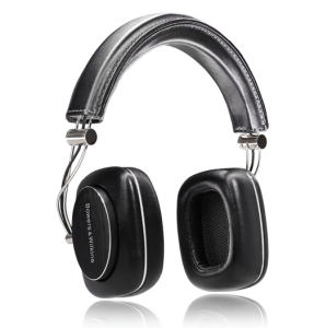 The B&W P7 Headphone defines a luxury fit and feel