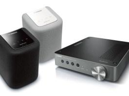 Yamaha WX-010 wireless speaker