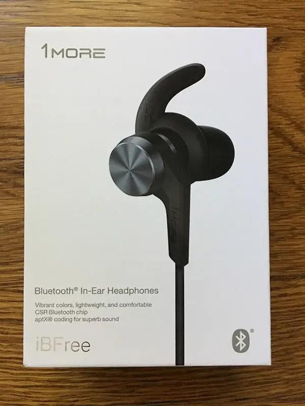 iMore iBFree comes in a premium box