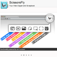 ScissorsFly Screen Capture App
