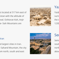 New website helps you visit Iran