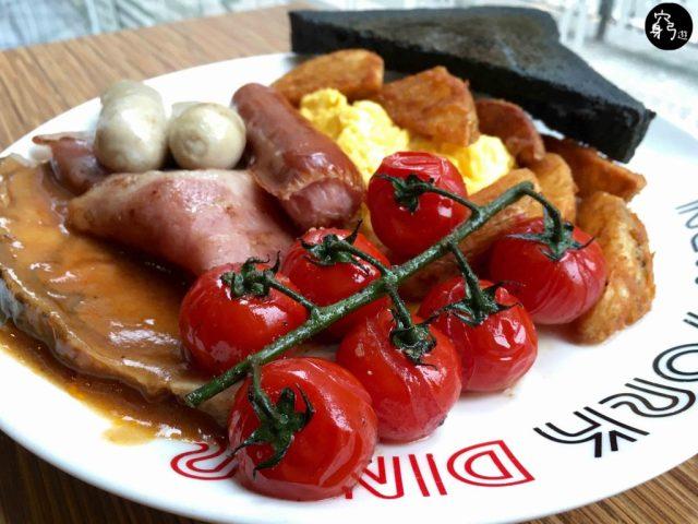 串串蕃茄超鮮甜,好味!