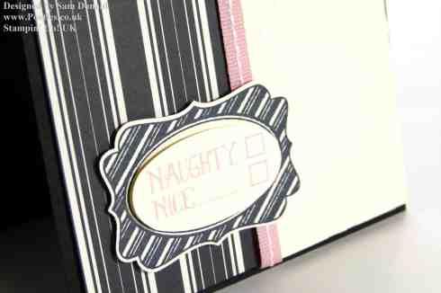 POOTLES Stampin' Up! UK A Modern Blushing Christmas Bride Medley 3