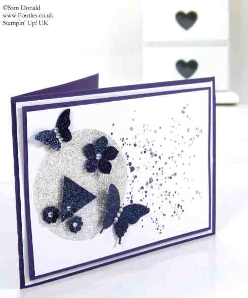 POOTLES Stampin' Up! UK Cupcake Inspired Card... 2