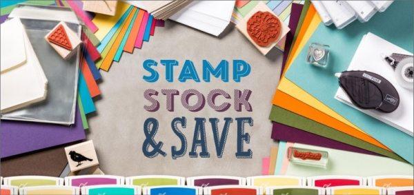 Pootles Stamp Stock Save