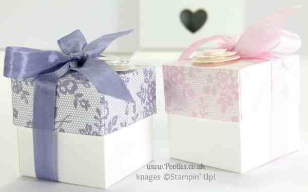 November - The I Love Lace Box