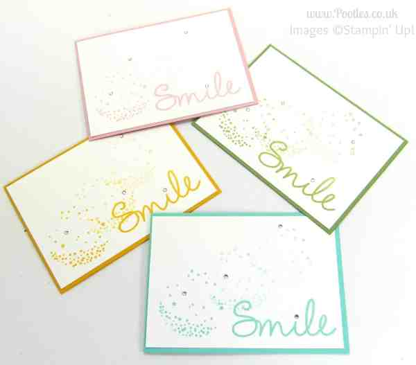 Stampin' Up! Spring Catalogue Sneak Peek... all colours