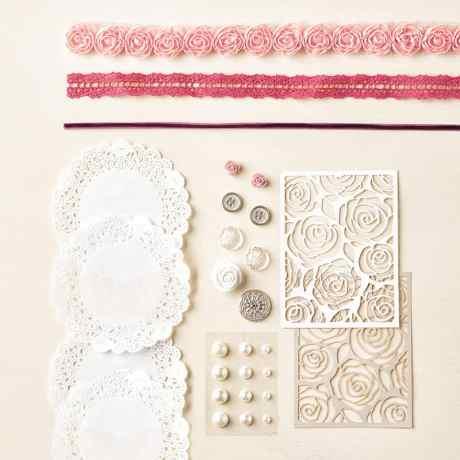 Stampin' Up! Artisan Embellishment Kit