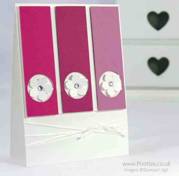 Stampin' Up! Demonstrator Pootles - Pretty Pinks and a Sweet Sugarplum